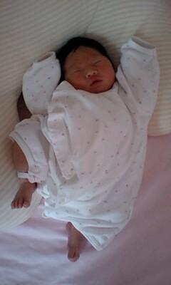産後4日目